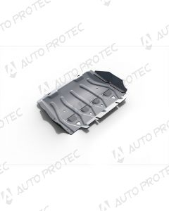 AutoProtec Unterfahrschutz Kühler 6 mm – Ford Ranger 2.2 TDCi