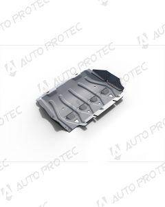 AutoProtec Unterfahrschutz Kühler 4 mm – Ford Ranger 2.2 TDCi