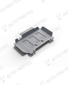 AutoProtec Unterfahrschutz Motor 6 mm – Ford Ranger 2.2 TDCi