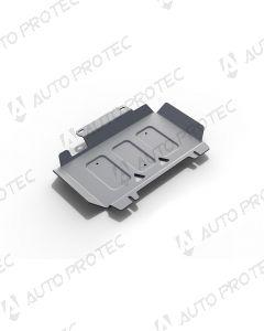 AutoProtec Unterfahrschutz Motor 4 mm - Ford Ranger