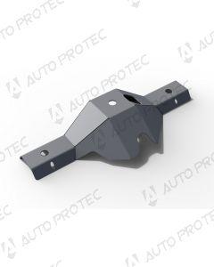 AutoProtec Unterfahrschutz Differential  6 mm – Ford Ranger 2.2 TDCi
