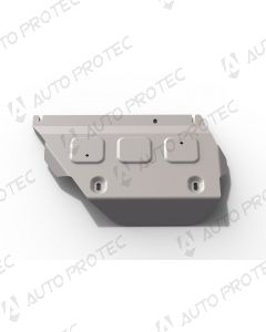 AutoProtec Unterfahrschutz Getriebe 4 mm – Ford Ranger Raptor