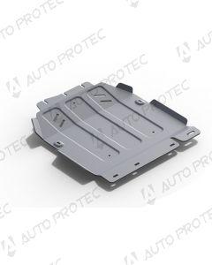 AutoProtec Unterfahrschutz Getriebe 6 mm – Mercedes-Benz X-Class X350d