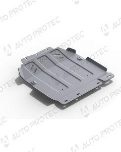 AutoProtec Unterfahrschutz Getriebe 4 mm – Mercedes-Benz X-Class X350d