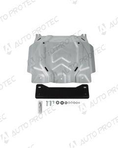 AutoProtec Unterfahrschutz Motor 4 mm - Fiat Fullback