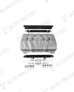 AutoProtec Unterfahrschutz Kühler 4 mm - Fiat Fullback