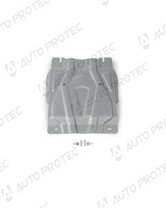 AutoProtec Unterfahrschutz Getriebe 4 mm - Fiat Fullback