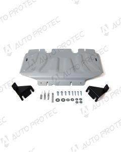 AutoProtec Unterfahrschutz Kühler 4 mm - Nissan Navara