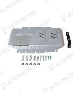 AutoProtec Unterfahrschutz Motor 6 mm - Nissan Navara