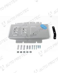 AutoProtec Unterfahrschutz Motor 4 mm - Nissan Navara