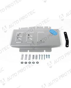 AutoProtec Unterfahrschutz Motor 4 mm – Mercedes-Benz X-Class X350d