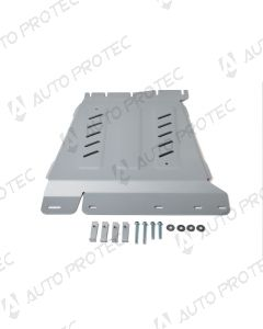 AutoProtec Unterfahrschutz Getriebe 6 mm - Nissan Navara