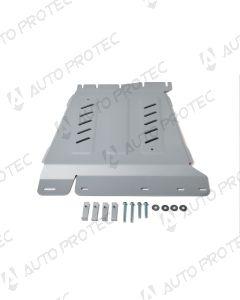 AutoProtec Unterfahrschutz Getriebe 4 mm - Nissan Navara