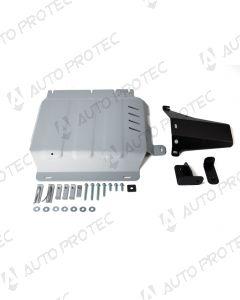 AutoProtec Unterfahrschutz Verteilergetriebe 4 mm – Mercedes-Benz X-Class X350d