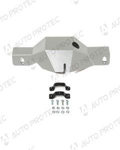 AutoProtec Unterfahrschutz Differential 6 mm - Nissan Navara