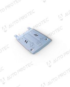 AutoProtec Unterfahrschutz Verteilergetriebe, AdBlue und Oxygen Sensor 4 mm – Toyota Hilux