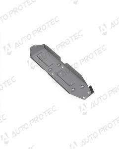 AutoProtec Unterfahrschutz Treibstofftank 4 mm - Volkswagen Amarok 2.0 TDI
