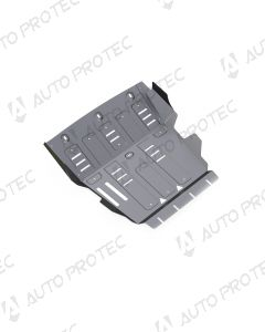 AutoProtec Unterfahrschutz Kühler und Motor 4 mm - Volkswagen Amarok 2.0 TDI