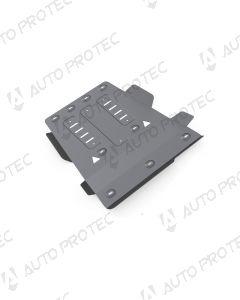 AutoProtec Unterfahrschutz Getriebe und Verteilergetriebe 4 mm - Volkswagen Amarok 2.0 TDI
