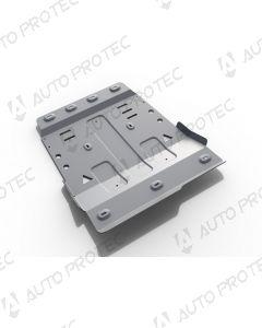 AutoProtec Unterfahrschutz Getriebe und Verteilergetriebe 4 mm - Volkswagen Amarok 3.0 V6
