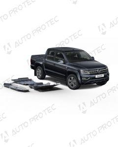 AutoProtec Unterfahrschutz 6 mm - Set Volkswagen Amarok 3.0 V6