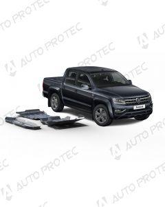 AutoProtec Unterfahrschutz 4 mm - Set Volkswagen Amarok 3.0 V6
