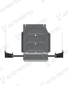 Sheriff Unterfahrschutz Verteilergetriebe 5 mm – Fiat Fullback