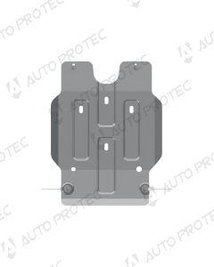 Sheriff Unterfahrschutz Getriebe 6 mm – Toyota Hilux