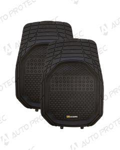 TJM Universal Floor mats pair - front