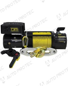TJM Torq Winch 12000LB inc Synthetic Rope