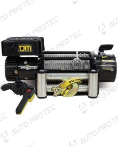 TJM Torq Winch 9500LB inc Steel Cable