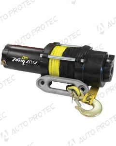 TJM Torq Winch 4000LB inc Synthetic Rope