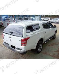 AEROKLAS hardtop Fleet - Mitsubishi L200 stylish seitliche Schiebefenster