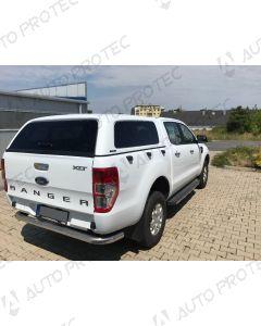 AEROKLAS hardtop Fleet - Ford Ranger Raptor stylish seitliche Aufklappfenster