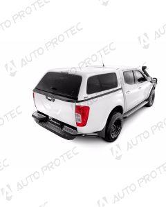 AEROKLAS hardtop Fleet - Nissan Navara stylish seitliche Aufklappfenster