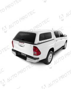 AEROKLAS hardtop Fleet - Toyota Hilux stylish seitliche Aufklappfenster