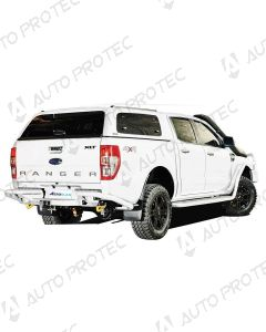 AEROKLAS hardtop Fleet - Ford Ranger Raptor stylish seitliche Ausstellfenster