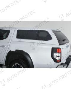AEROKLAS hardtop Fleet - Fiat Fullback stylish seitliche Aufklappfenster