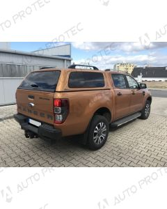 AEROKLAS hardtop Ford Ranger stylish - seitliche Aufklappfenster
