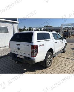 AEROKLAS hardtop Fleet - Ford Ranger stylish seitliche Aufklappfenster