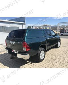 AEROKLAS hardtop Toyota Hilux - Commercial
