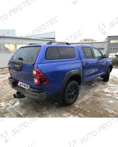 AEROKLAS hardtop Toyota Hilux stylish - seitliche Aufklappfenster