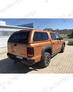 AEROKLAS hardtop Volkswagen Amarok stylish - seitliche Schiebefenster