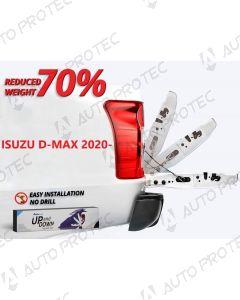 AEROKLAS Heckklappenhilfe Isuzu D-Max 2020-