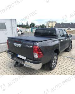 AutoProtec Aufrollbare Abdeckplane – Toyota Hilux