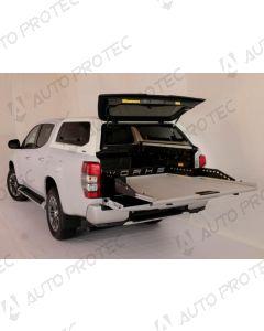 AutoProtec Ausziehbare Ladefläche Works Premium - Fiat Fullback