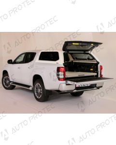AutoProtec Truck Bed Slide Works Standard - Fiat Fullback