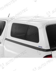 AEROKLAS Toyota Hilux boční okno výklopné do boku – levé