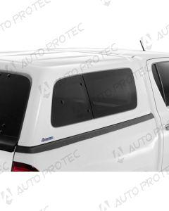 AEROKLAS Toyota Hilux boční okno výklopné do boku – pravé