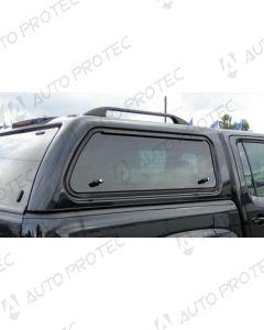 AEROKLAS Volkswagen Amarok boční okno výklopné nahoru - pravé